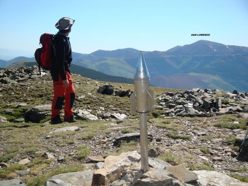 San Millan 2.133m y San Lorenzo 2.271m. Por fin unidos! DEMANDA108-1