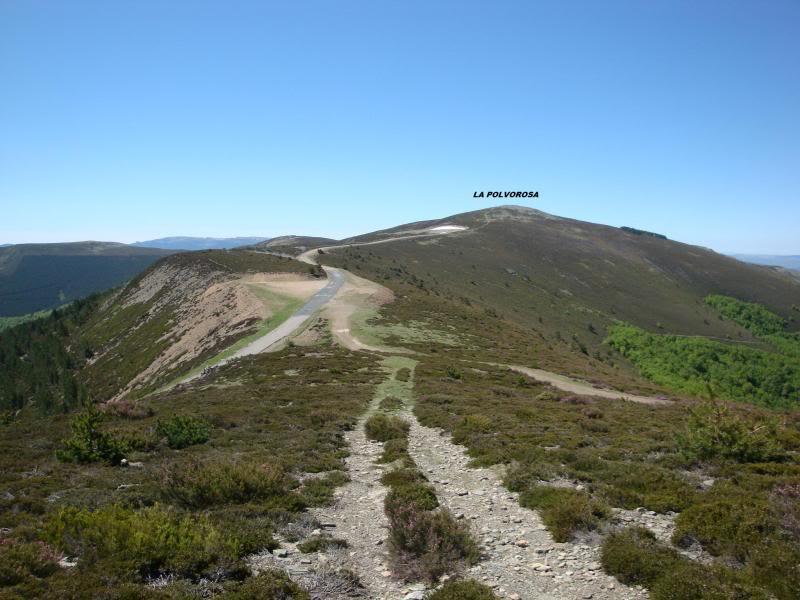San Millan 2.133m y San Lorenzo 2.271m. Por fin unidos! DEMANDA124-1