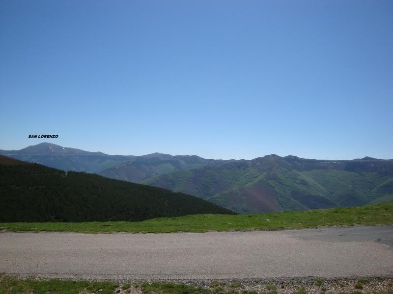 San Millan 2.133m y San Lorenzo 2.271m. Por fin unidos! DEMANDA125-1