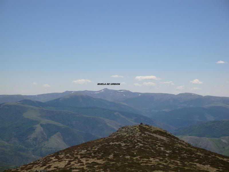 San Millan 2.133m y San Lorenzo 2.271m. Por fin unidos! DEMANDA154