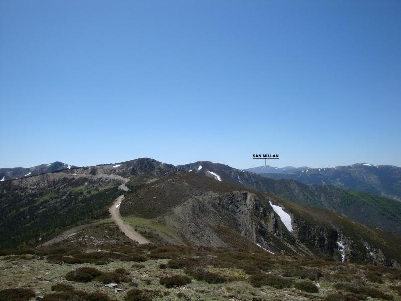 San Millan 2.133m y San Lorenzo 2.271m. Por fin unidos! DEMANDA196-1