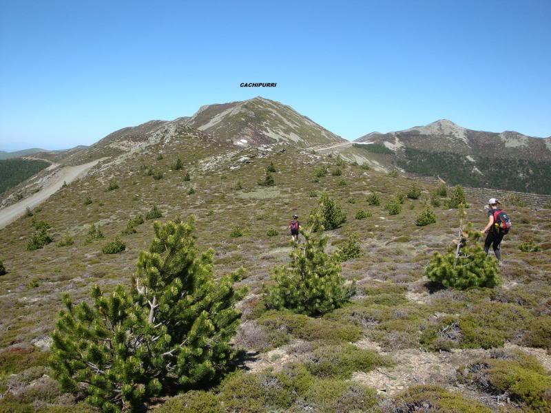 San Millan 2.133m y San Lorenzo 2.271m. Por fin unidos! DEMANDA197-1