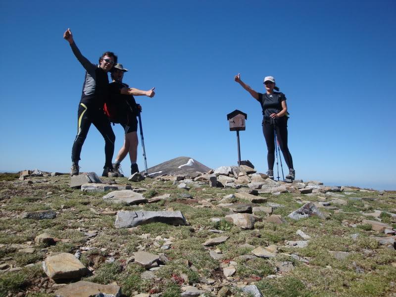 San Millan 2.133m y San Lorenzo 2.271m. Por fin unidos! DEMANDA231