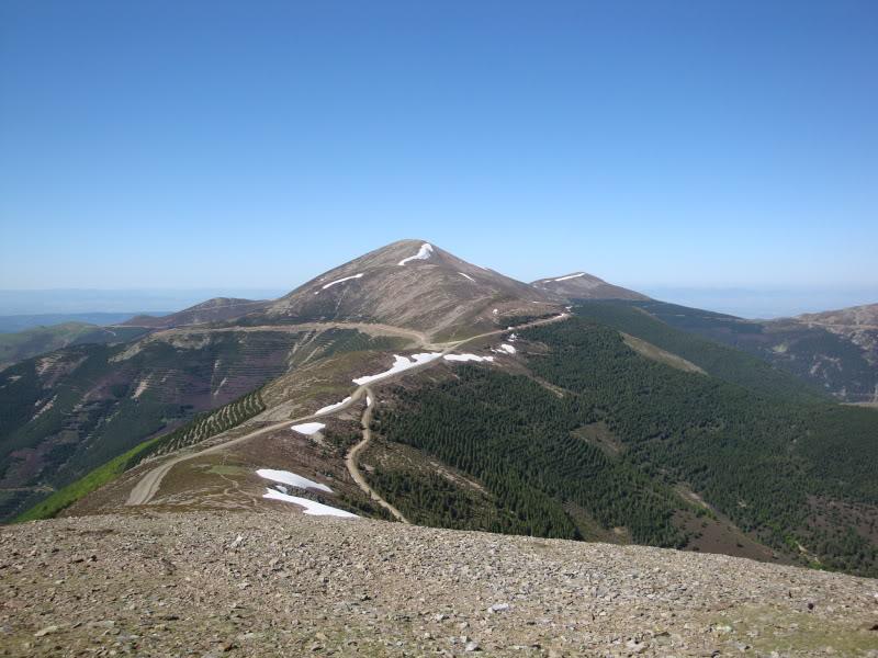 San Millan 2.133m y San Lorenzo 2.271m. Por fin unidos! DEMANDA233