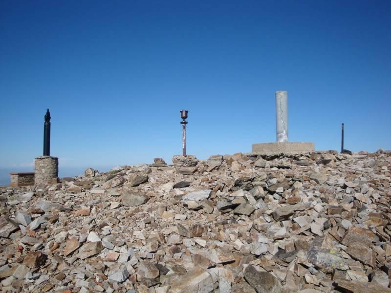 San Millan 2.133m y San Lorenzo 2.271m. Por fin unidos! DEMANDA245