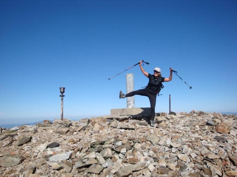 San Millan 2.133m y San Lorenzo 2.271m. Por fin unidos! DEMANDA246