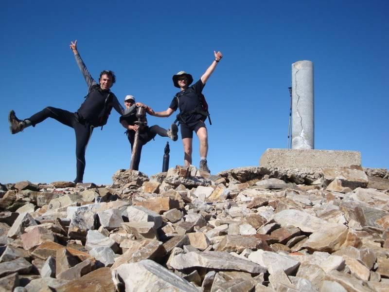San Millan 2.133m y San Lorenzo 2.271m. Por fin unidos! DEMANDA248