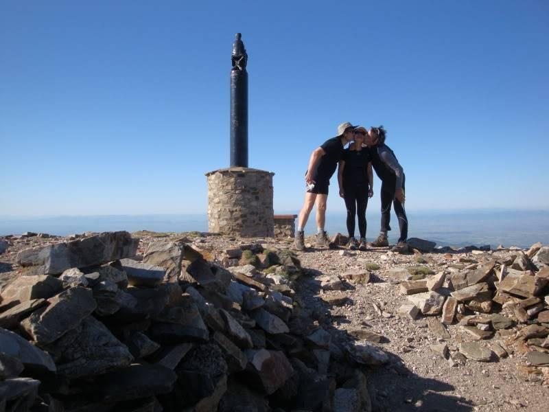 San Millan 2.133m y San Lorenzo 2.271m. Por fin unidos! DEMANDA249