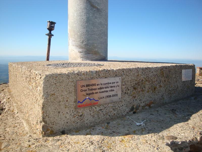 San Millan 2.133m y San Lorenzo 2.271m. Por fin unidos! DEMANDA253