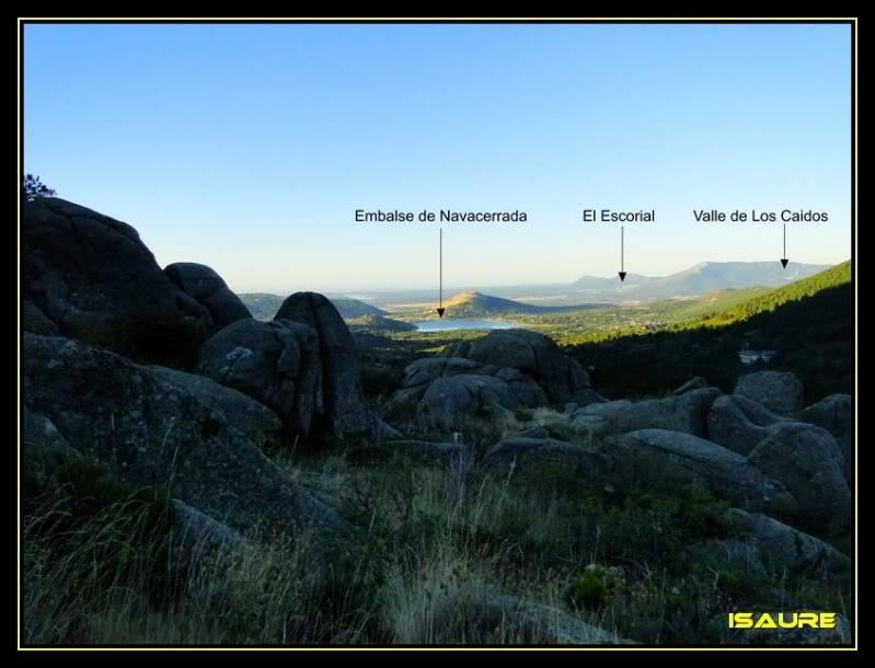 La Maliciosa 2.227m. y Bola del Mundo 2.258m. desde La Barranca DSC03233