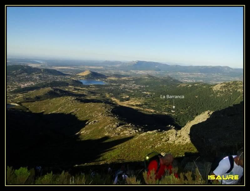 La Maliciosa 2.227m. y Bola del Mundo 2.258m. desde La Barranca DSC03256