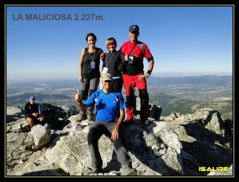 La Maliciosa 2.227m. y Bola del Mundo 2.258m. desde La Barranca DSC03263