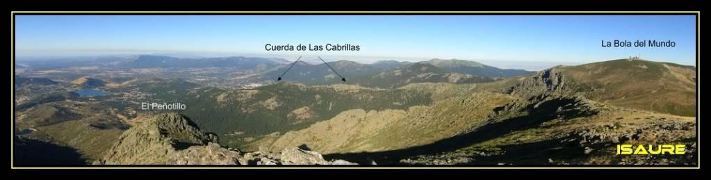 La Maliciosa 2.227m. y Bola del Mundo 2.258m. desde La Barranca DSC03269-1