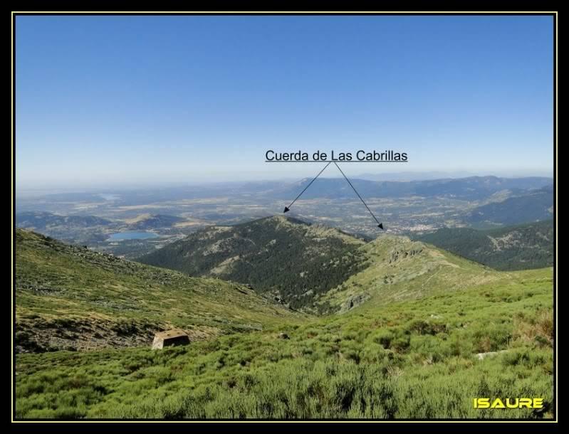 La Maliciosa 2.227m. y Bola del Mundo 2.258m. desde La Barranca DSC03295
