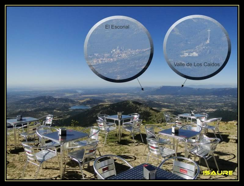 La Maliciosa 2.227m. y Bola del Mundo 2.258m. desde La Barranca DSC03297