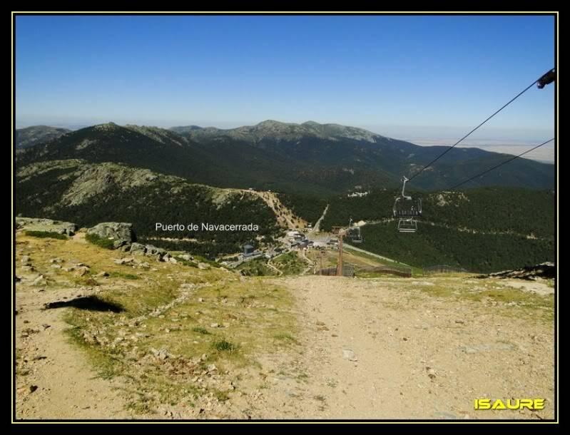 La Maliciosa 2.227m. y Bola del Mundo 2.258m. desde La Barranca DSC03320