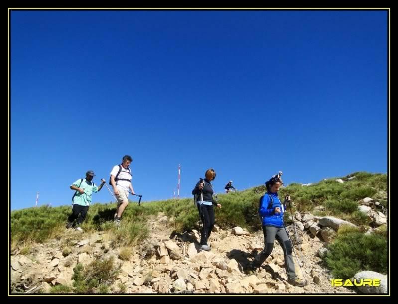 La Maliciosa 2.227m. y Bola del Mundo 2.258m. desde La Barranca DSC03324