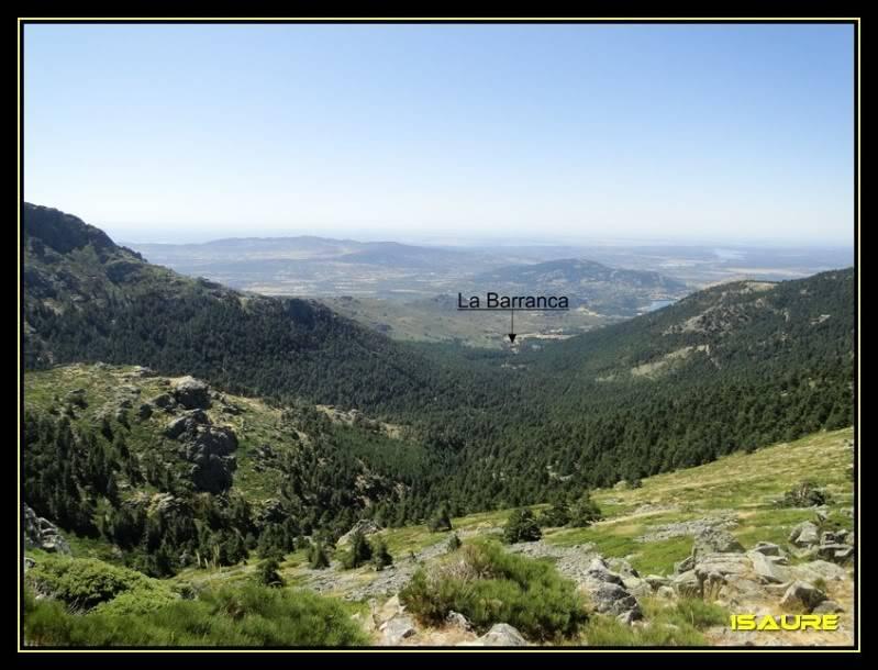 La Maliciosa 2.227m. y Bola del Mundo 2.258m. desde La Barranca DSC03333