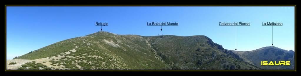La Maliciosa 2.227m. y Bola del Mundo 2.258m. desde La Barranca DSC03336-1