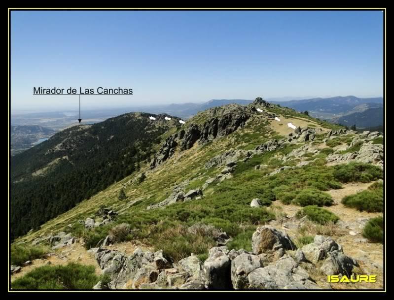 La Maliciosa 2.227m. y Bola del Mundo 2.258m. desde La Barranca DSC03341