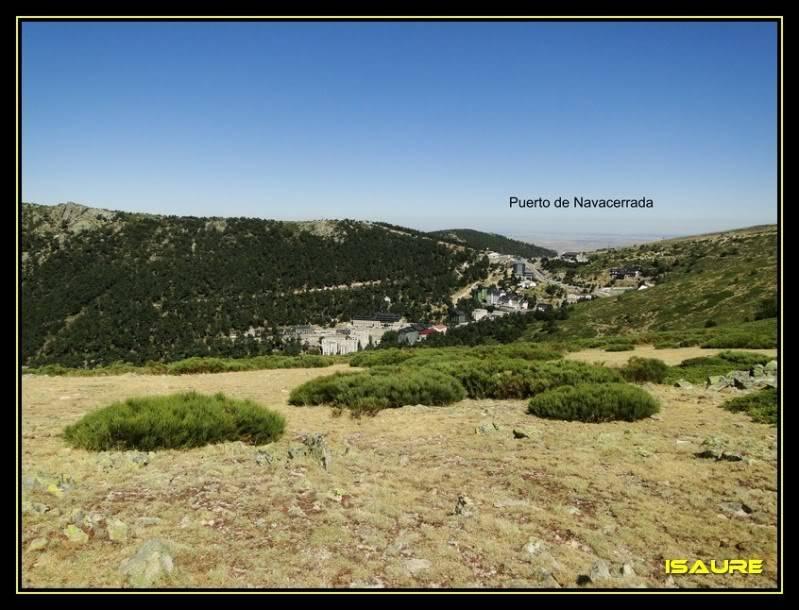 La Maliciosa 2.227m. y Bola del Mundo 2.258m. desde La Barranca DSC03345