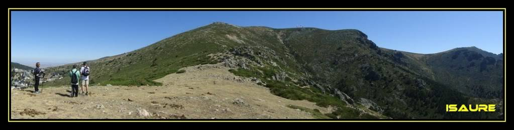 La Maliciosa 2.227m. y Bola del Mundo 2.258m. desde La Barranca DSC03348-1