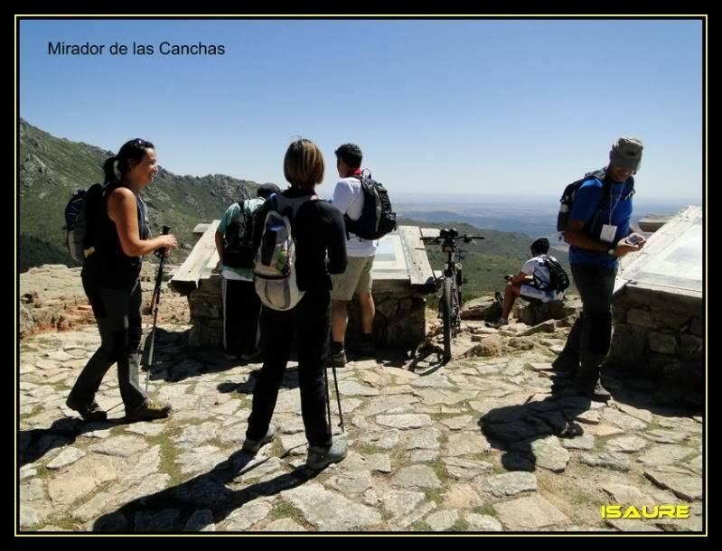 La Maliciosa 2.227m. y Bola del Mundo 2.258m. desde La Barranca DSC03369