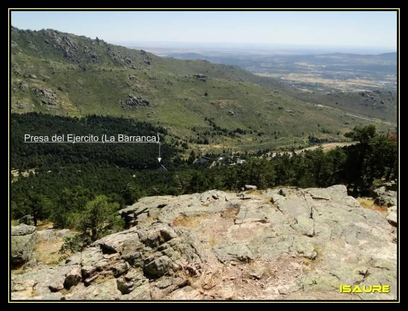 La Maliciosa 2.227m. y Bola del Mundo 2.258m. desde La Barranca DSC03372