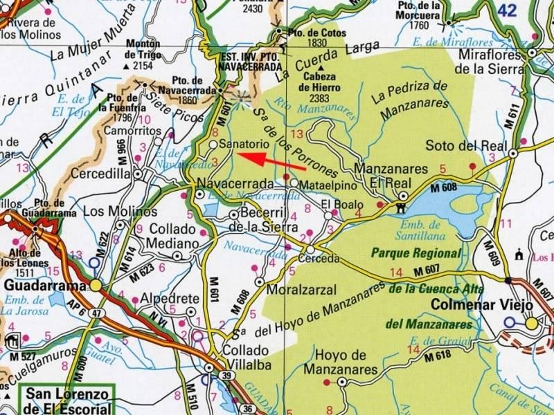 La Maliciosa 2.227m. y Bola del Mundo 2.258m. desde La Barranca El-valle-de-la-barranca_2608261