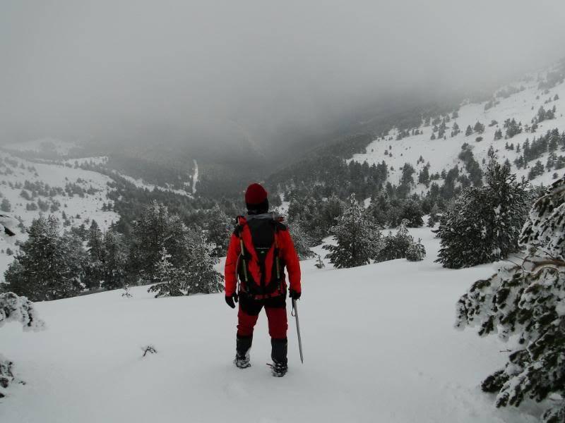 La Mesa de Cebollera 2.168m. desde Puente Ra LAMESA69