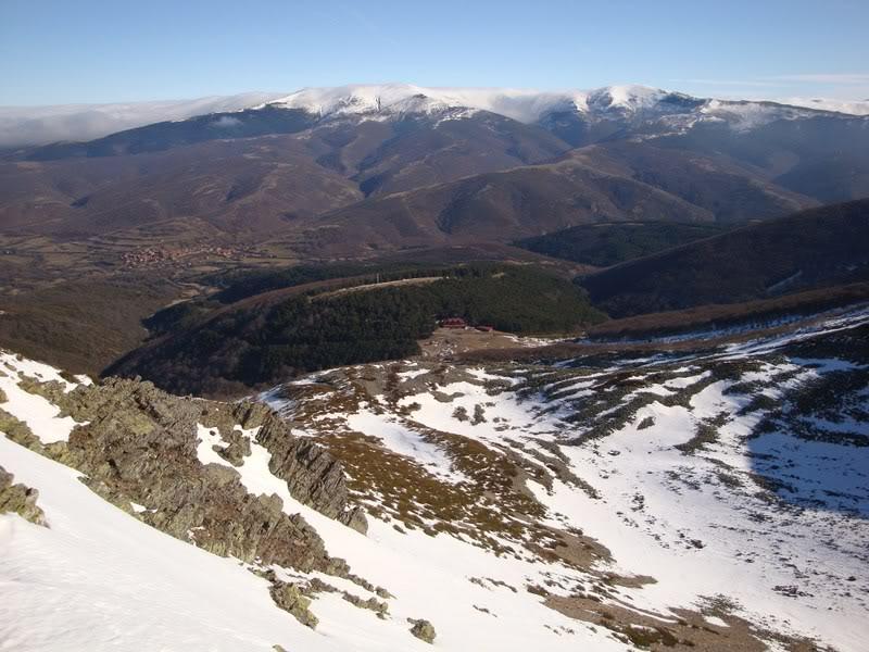 Haciendo el payaso subiendo al Pico Mencilla 1.932m. MENCILLA167