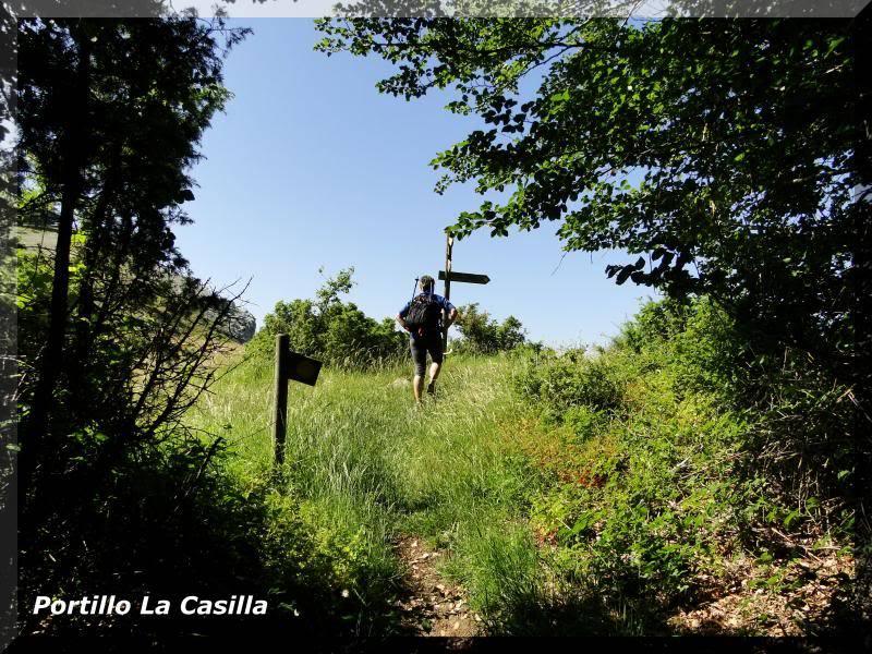Muela 1.055m. y Gaztelua 867m. por caminos poco conocidos DSC02066