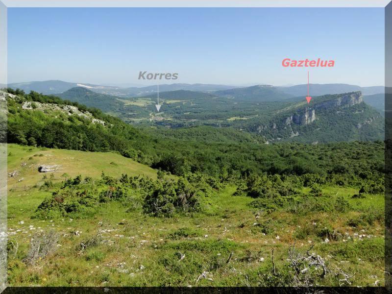 Muela 1.055m. y Gaztelua 867m. por caminos poco conocidos DSC02074