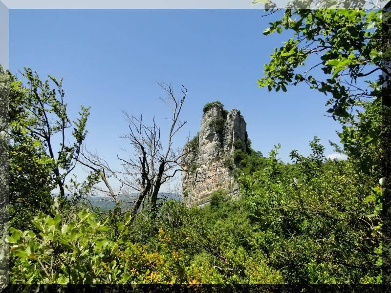 Muela 1.055m. y Gaztelua 867m. por caminos poco conocidos DSC02162