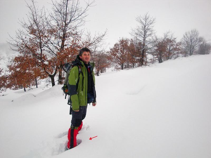 Pico de La Churra 1.498m. desde Quintanilla del Rebollar LACHURRA028