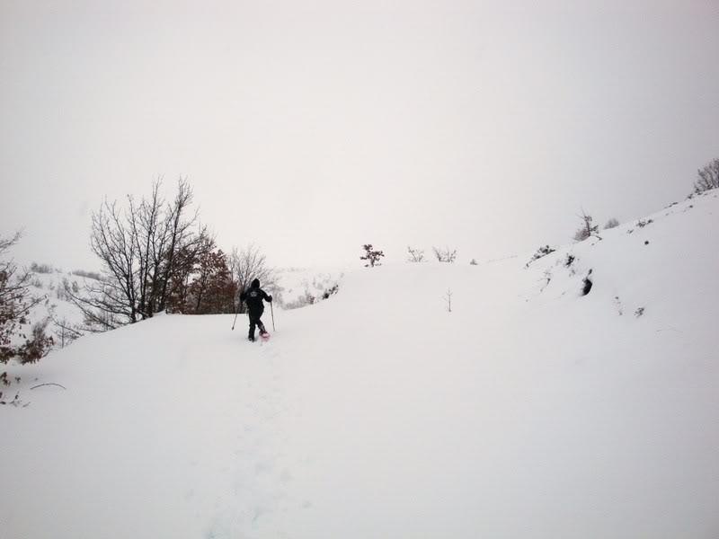 Pico de La Churra 1.498m. desde Quintanilla del Rebollar LACHURRA032