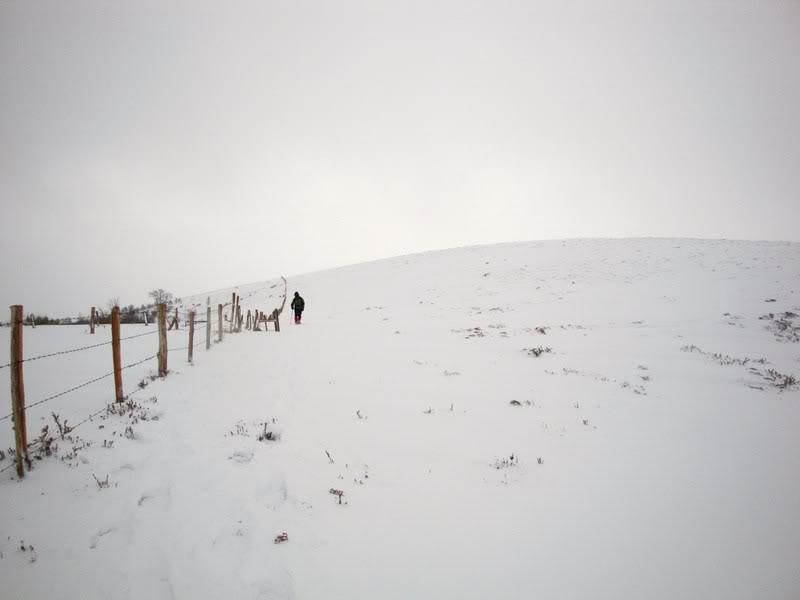 Pico de La Churra 1.498m. desde Quintanilla del Rebollar LACHURRA122