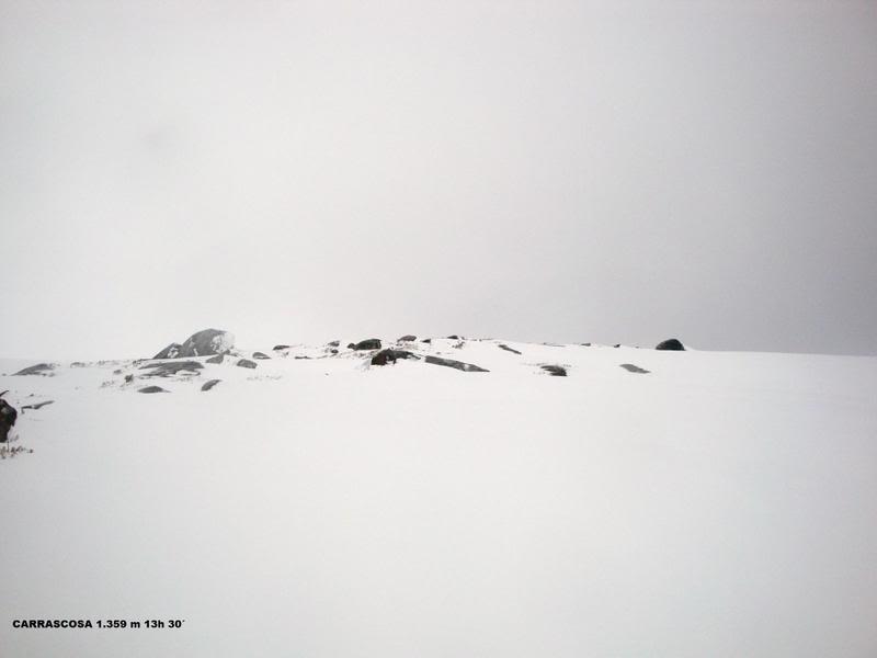 Pico de La Churra 1.498m. desde Quintanilla del Rebollar LACHURRA128