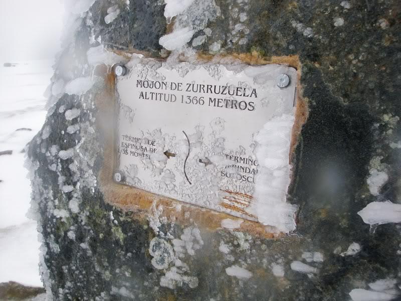 Pico de La Churra 1.498m. desde Quintanilla del Rebollar LACHURRA135