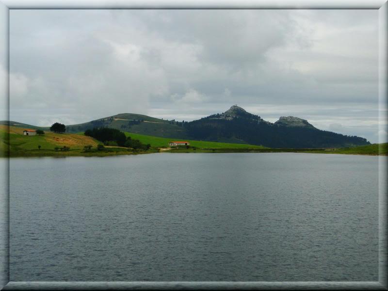 Pico de las Nieves 778m. Por los canales de agua, desde Guriezo DSC04058