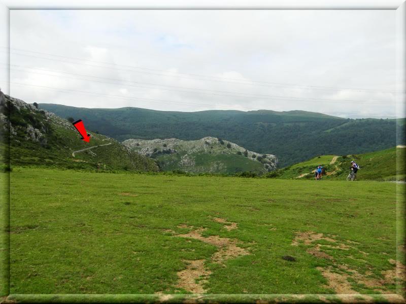 Pico de las Nieves 778m. Por los canales de agua, desde Guriezo DSC04064