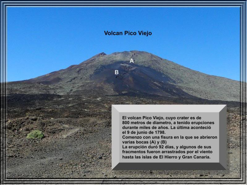 Pico Viejo 3.134m. (Tenerife) 00