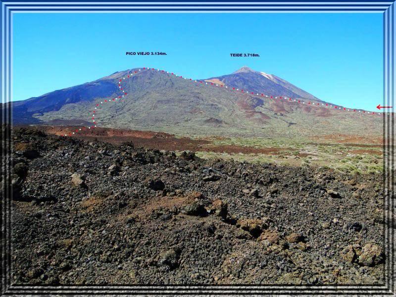 Pico Viejo 3.134m. (Tenerife) 01
