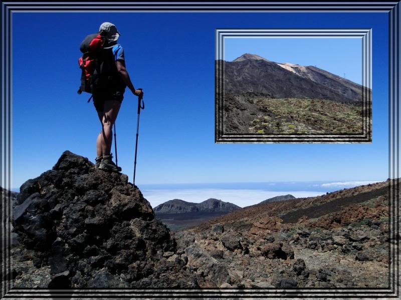 Pico Viejo 3.134m. (Tenerife) 19