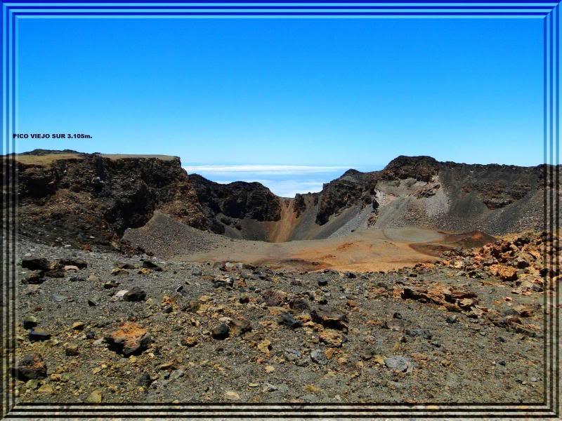 Pico Viejo 3.134m. (Tenerife) 42