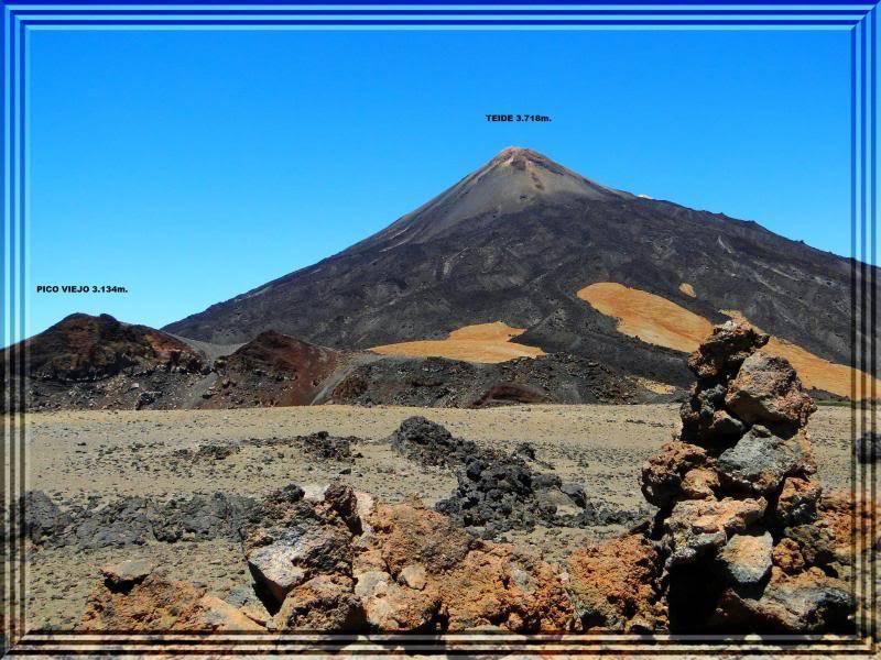 Pico Viejo 3.134m. (Tenerife) 66-1