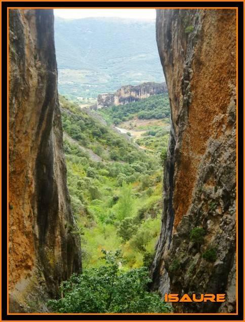 Desfiladero de los Cárcabos (Burgos) QUECEDO040