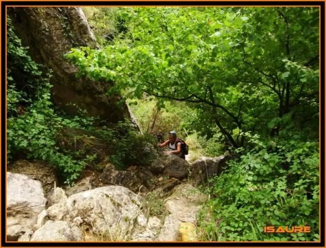 Desfiladero de los Cárcabos (Burgos) QUECEDO045