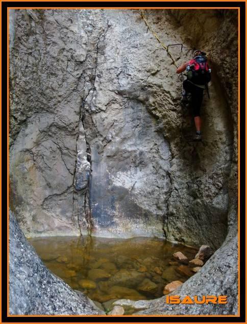 Desfiladero de los Cárcabos (Burgos) QUECEDO054