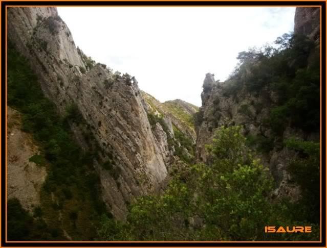 Desfiladero de los Cárcabos (Burgos) QUECEDO087